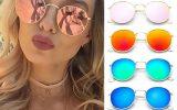 خرید بهترین عینک آفتابی مردانه و زنانه و قیمت عینک آفتابی مارک دار